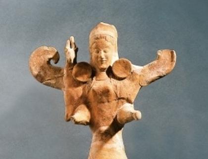 2. Statuetta di Artemide del tipo noto da Metaponto-S. Biagio