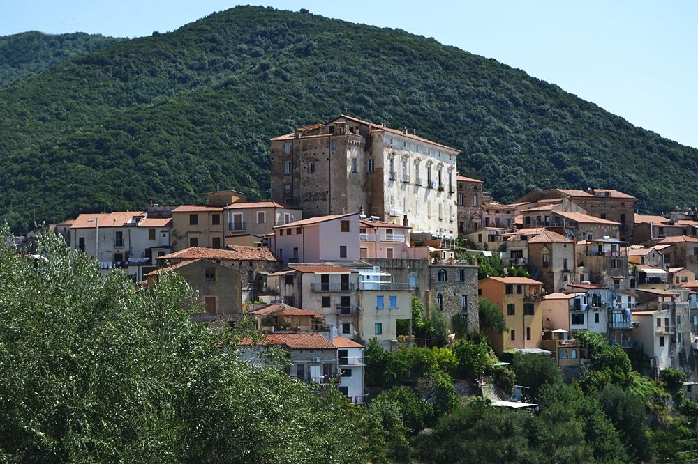 Veduta di Pisciotta (Salerno) - Ph. © Michele Natale