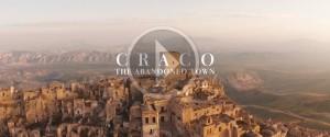 Un video di Walter Molfese seduce la Rete: è dedicato a Craco, poesia lucana scritta nella pietra