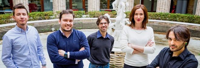 I co-founders della startup Lisari Srl. produttrice della app Karaoke One