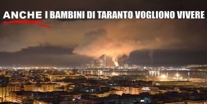 ILVA: in un manifesto shock affisso a Genova l'appello dei genitori di Taranto