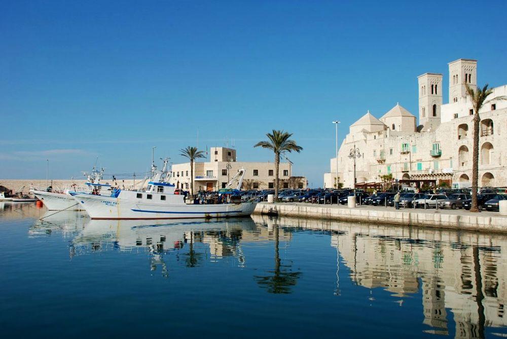 Puglia - Scorcio del borgo antico e del porto di Molfetta - Ph. Daniele Testa | CCBY-SA2.0