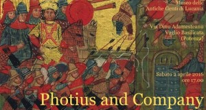 La figura del patriarca Fozio e la cultura bizantina del suo tempo al centro di un convegno a Vaglio di Basilicata