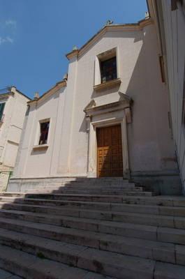 Chiesa di San Rocco, Matera - Ph. © Angela Capurso