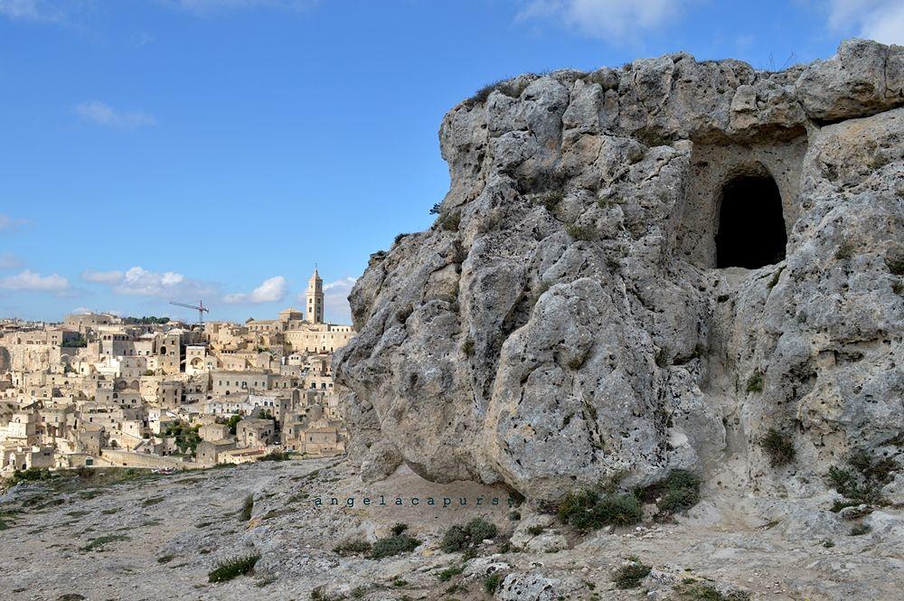 Insediamenti rupestri a Matera - Ph. © Angela Capurso