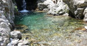 Un diamante liquido fra le rocce d'Aspromonte: è l'acqua del Torrente Calìvi