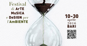 Battiamo il tempo. A Bari il primo Festival di Arte, Musica e Design per l'Ambiente