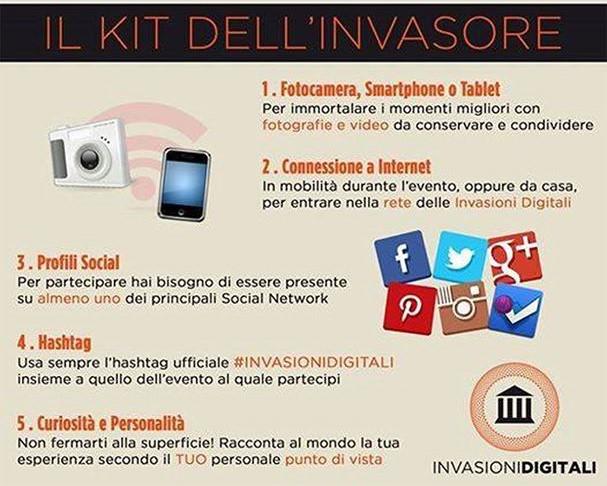 Il kit dell'Invasore Digitale