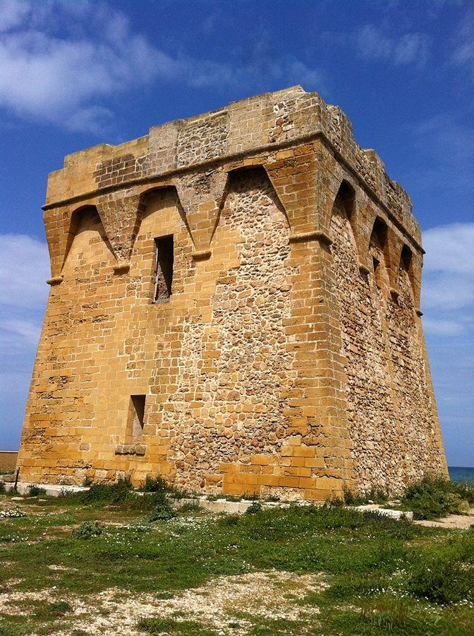 Torre Specchiolla, Casalabate (Lecce) - Ph. © Michele Natale