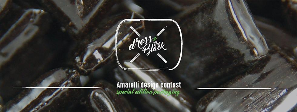#DressTheBlack Amarelli Design Contest