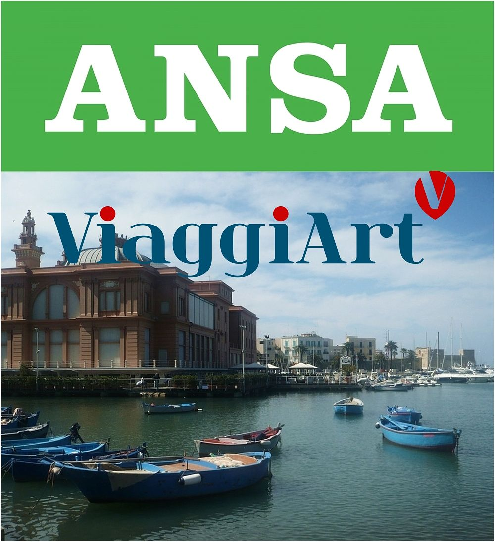 Presentazione a Bari del progetto ANSA-ViaggiArt. Nella foto l'immagine del Teatro Margherita - Ph. Annabelle Orozco | CCBY2.0