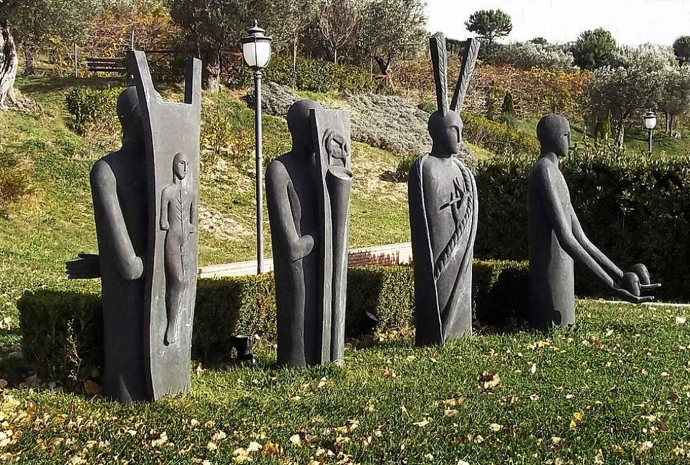 Calabria - I Testimoni, Mimmo Paladino, Parco della Biodiversità Mediterranea, Catanzaro