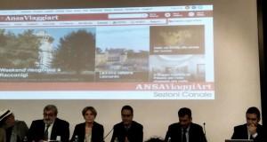ANSAViaggiArt: presentata in Puglia la rivoluzionaria piattaforma digitale che mette l'intera Italia del turismo a portata di click