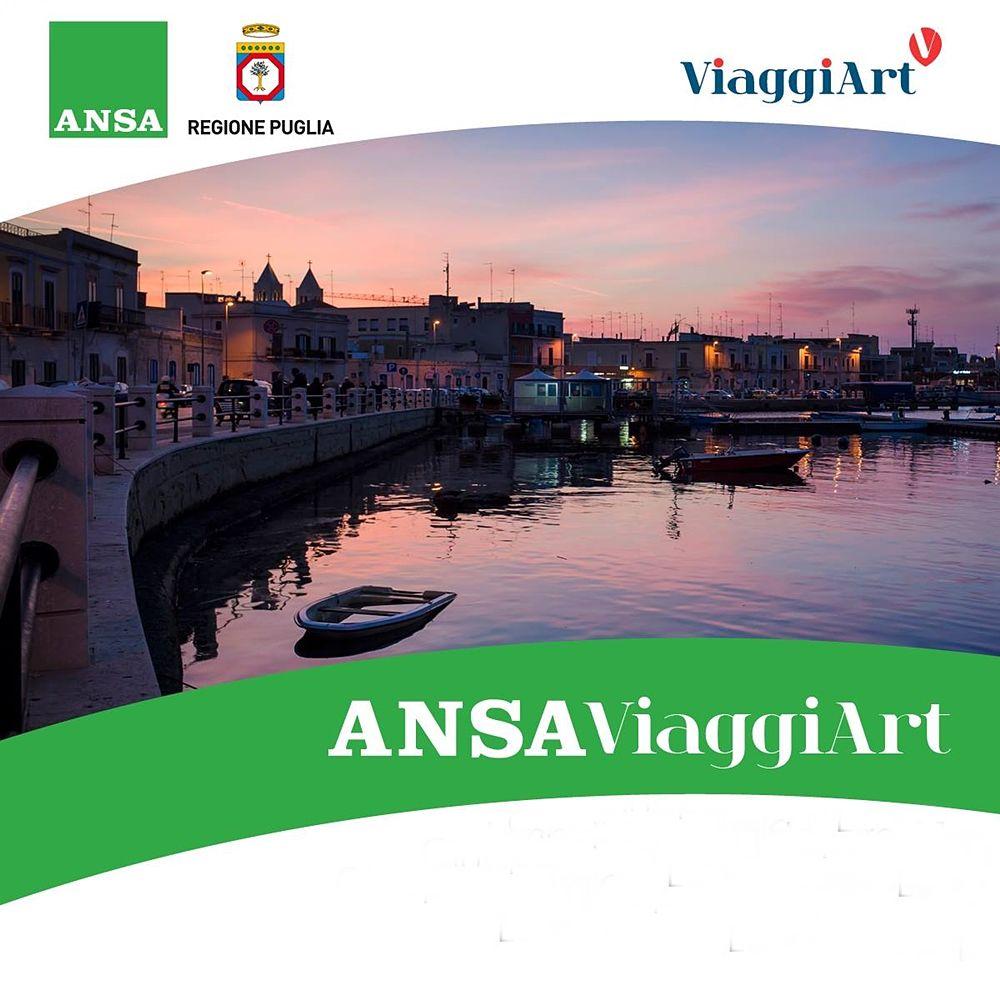 ANSAViaggiArt in Puglia
