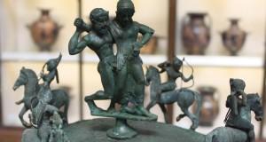 Il fascino arcaico del Lebete Barone: un capolavoro dell'antica Campania al British Museum