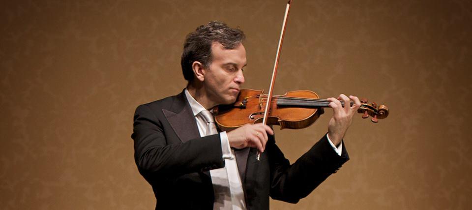 Il violinista statunitense Gil Shaham