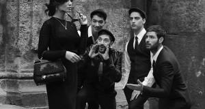 """Napoli e la colorata """"invasione"""" di Dolce & Gabbana. Gli stilisti: «Il Sud è l'immagine più forte dell'Italia»"""