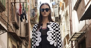 Napoli seduce anche Givenchy che vi ambienta il lookbook della pre-collezione Spring 2017