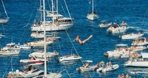 Tornano a Polignano a Mare gli spettacolari tuffi della Red Bull Cliff Diving World Series
