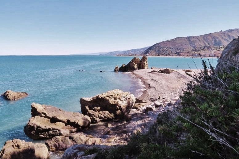 Sicilia - Spiaggia Le Lampare, Tusa (Me) - Ph. Legambiente