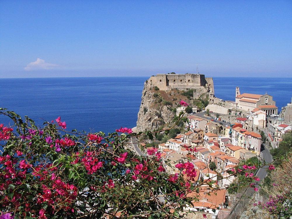 Calabria - Veduta panoramica di Scilla - Ph. Anna Majkowska | CCBY2.0