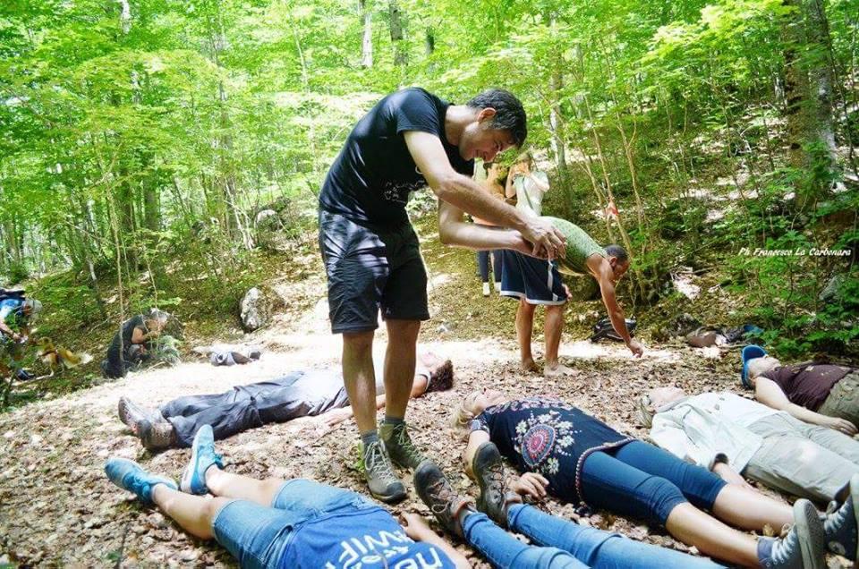 Attività eco-esperienziali a Orme nel Parco, Sila Piccola