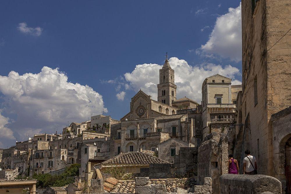 Scorcio di Matera, Capitale Europea della Cultura 2019 - Ph. © Aurelio Candido | Courtesy dell'Autore