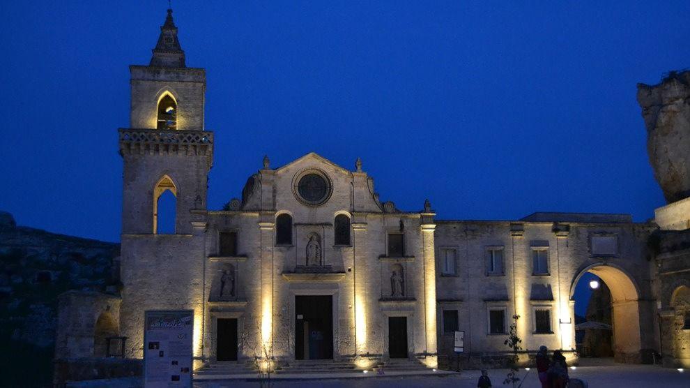 Chiesa dei Santi Pietro e Paolo, XIII-XVII sec., Matera - Ph. © Michele Natale