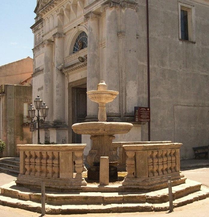 La Fontana del Diavolo, a Girifalco (Catanzaro) - Ph. courtesy Greta Sarro