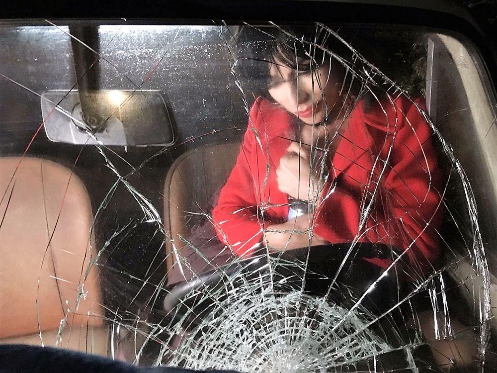 Una scena del corto The Millionairs - Ph. Lucania Film Commission