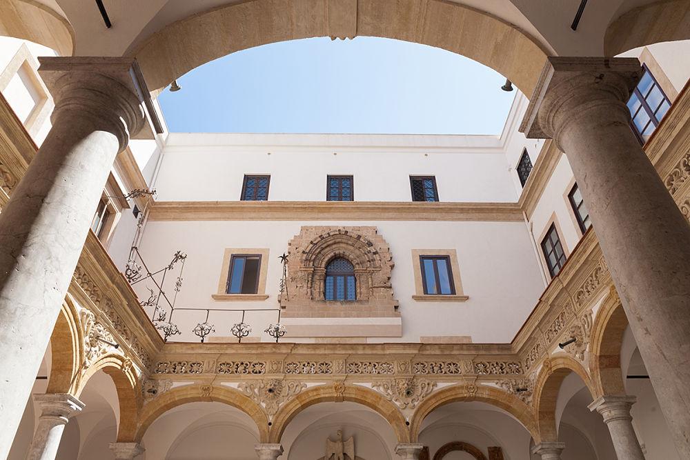 """Scorcio del Museo Archeologico Regionale """"A. Salinas"""", Palermo - Iole Carollo"""