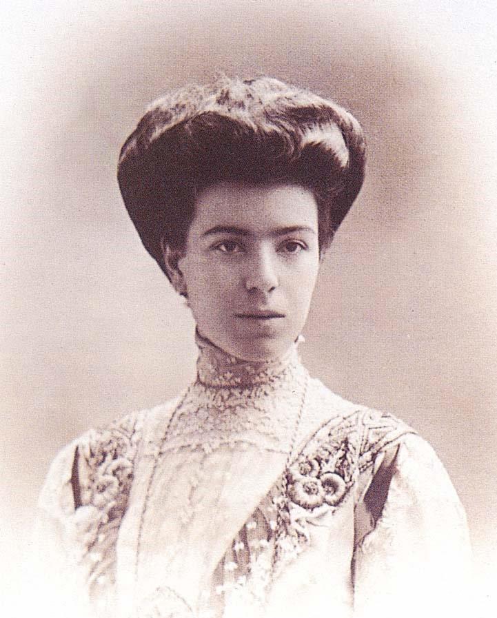 Rosa Lavarello Cilea, moglie del compositore