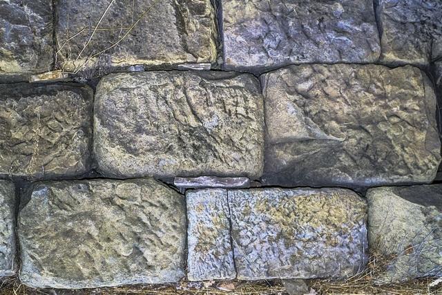 Blocchi isodomi della cinta muraria, IV sec. a.C. - Ph. Fiore S. Barbato | ccby-sa2.0