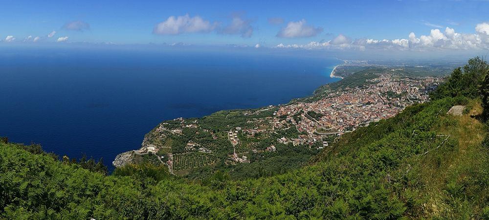 Veduta di Palmi dal Monte Sant'Elia - Ph. © courtesy Enrico Pata