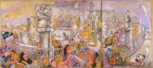 L'enigma dell'amore nell'arte contemporanea. Mostra collettiva a Palermo