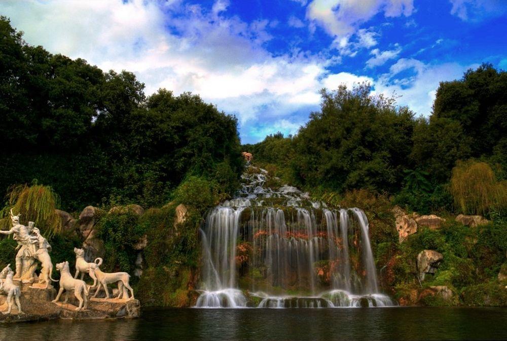 La Grande Cascata del parco della Reggia di Caserta - Ph. TheReflexMan | ccby-nd2.0