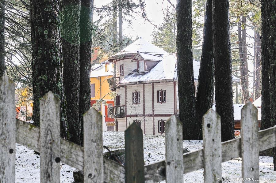 Neve a Villaggio Mancuso, Taverna (Cz) - Ph. © Ferruccio Cornicello