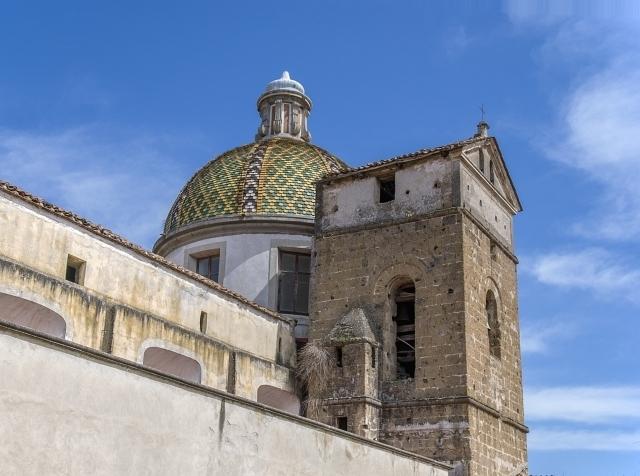 Scorcio del complesso di San Francesco delle Monache - Ph. Fiore S. Barbato | ccby-sa2.0