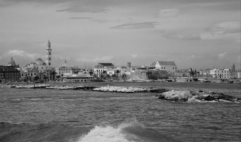 Veduta di Bari - Ph. Marca Tamma   ccby-sa2.0