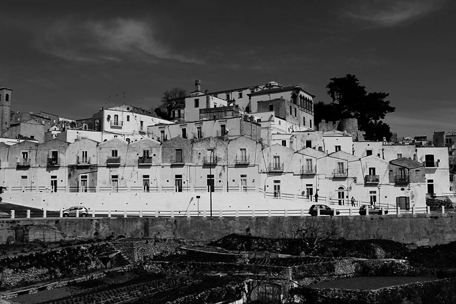 Scorcio di Monte Sant'Angelo (Fg) - Ph. Patrick Nouhailler   ccby-sa2.0