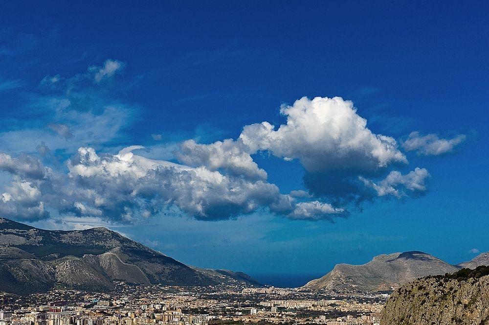 Veduta panoramica di Palermo – Ph. Salvatore Ciambra | ccby-sa2.0