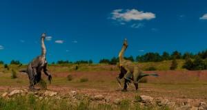 Nei giacimenti di orme fossili di Abruzzo e Puglia il mondo perduto dei dinosauri