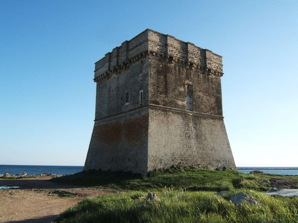 Torre Chianca, Porto Cesareo (Lecce), XVI sec. - Ph. florixc   ccby-sa2.0