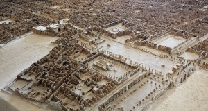 Al MANN il grande Plastico di Pompei, fra alto artigianato e innovazione tecnologica