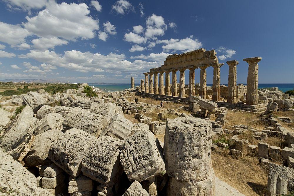 Veduta di Selinunte (Agrigento) - Ph. Franck Manogil | ccby2.0