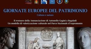 Giornate Europee del Patrimonio: Cultura e Natura si incontrano nel Parco Nazionale d'Aspromonte