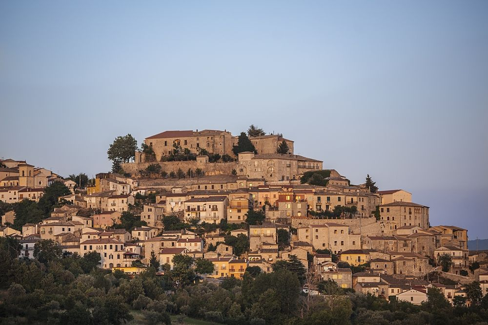 Irpinia - Monti Picentini - Campania