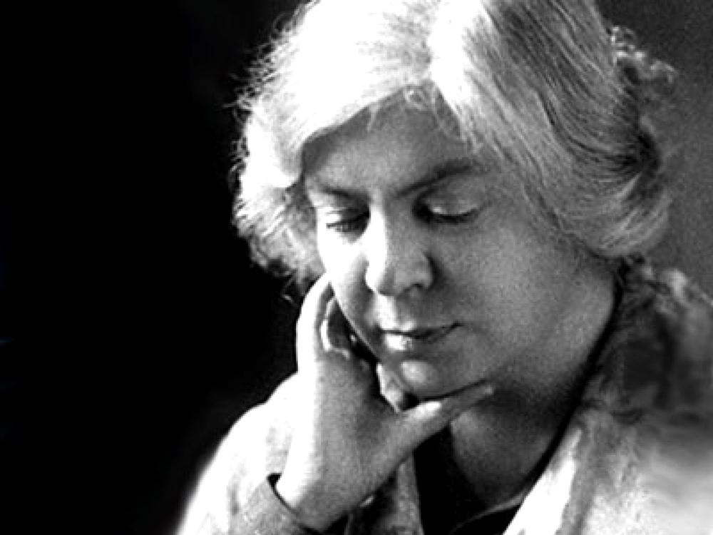 La scrittrice sarda Grazia Deledda