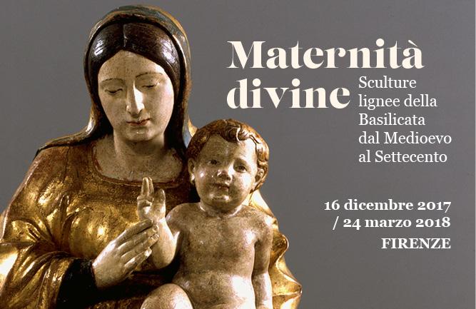 Maternità divine (Firenze, Santa Croce, 16 dicembre 2017 - 24marzo 2018)
