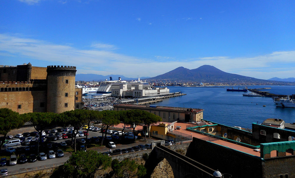 Veduta di Napoli - Ph. Carlo Raso |ccby2.0